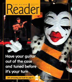 Reader Cover